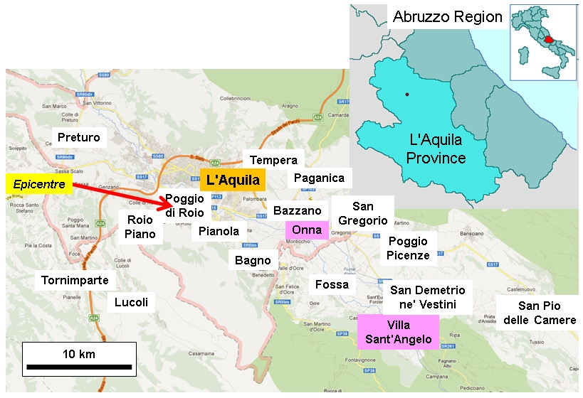 Mortality in the LAquila Central Italy Earthquake of 6 April 2009